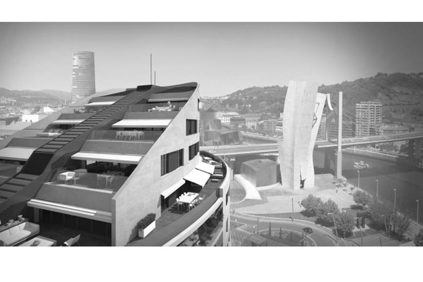 Bilbao en construccion edificio museoalde agvar arquitectos - Arquitectos en bilbao ...