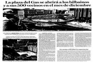 plaza del gas prensa apertura